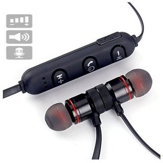 Deals e Unique Wireless Bluetooth High Sound Quality with Controlling Buttons Built-in Microphone