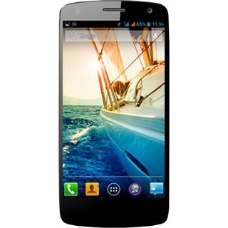 Micromax Canvas Beat A114R  Black, 4  GB    1  GB RAM