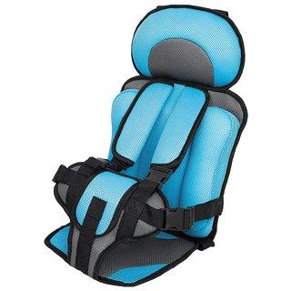 Multi Function Car Cushion - Blue