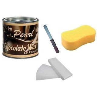 ELEGANCIO Combo Of Chocolate Wax Hot Wax 600 ml