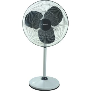 Candes 500 Bruster 3 Blade Pedestal Fan (Multicolor)