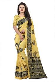 Pari Designerr Multicolor GeorgettePrinted Saree With Blouse