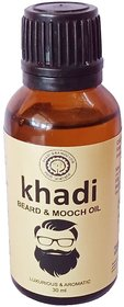 Khadi Beard And Hair Fragrance Oil 30Ml