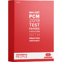 Mock Test Papers for MHT-CET 2019 for Physics + Chemistry + Mathematics by Lsoft Technologies