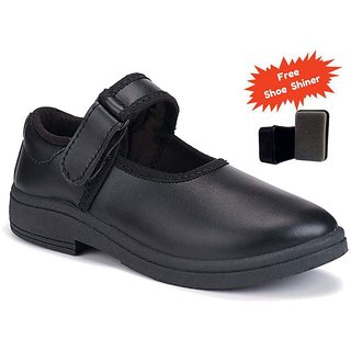 School Shoe For Girls With Velcro