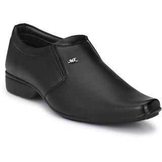 Lee Peeter Men's Black Formal Shoe
