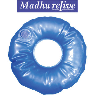 Madhu Relive WaterRing Chilling Chair Cushion Car seat and Daily use