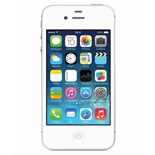 Refurbished Apple iPhone 4S (16GB , White)