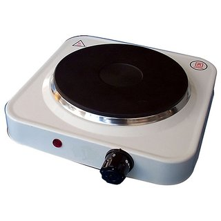 Homes Decor Electric Cooking Stove Hot Plate Cook-Top 1000 Watts