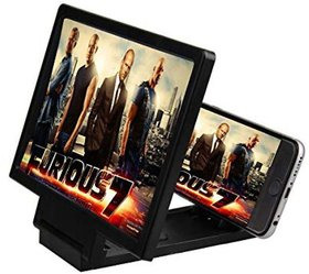 Universal 3D F1 Mobile Phone |Screen Magnifier Enlarger | Video Screen Amplifier | Eyes Protection