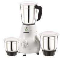 Green Home Matka 3 Jar 450 W Mixer Grinder  (White, 3 Jars)