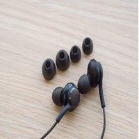 Headphones Black for Galaxy S8/S8+ In-Ear AKG EO-IG955 Remote + Mic Hands free Earphones