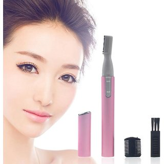 Professional Eye Brow Trimmer Multi-Grooming Kit 518A For Women