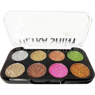 8 Colors Professional Glitter Eye Shadow/ Eye Palette 4.5