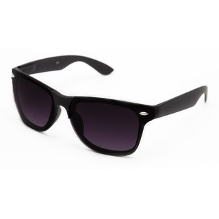6d83351d0 Buy TheWhoop UV Protected Black Premium Wayfarer Unisex Sunglasses. Square  Shape Stylish Goggles For Men Women Girls Boys Online - Get 74% Off