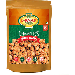 Gur Chana (Bulk Pack- Full Carton of 40 Units) Free Delivery PAN India