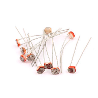 10Piece LDR Light Dependent Resistor Photo Resistor