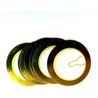 10Piece 27mm Piezo Discs with 3 Contact - Electrode Acoustic Pickup  CBG Guitar  Buzzer