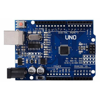 Arduino UNO R3 328 with Header Strip without USB Cable