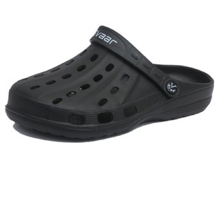 d73db29d4 Buy Svaar Light Weight Black Crocs Online - Get 30% Off