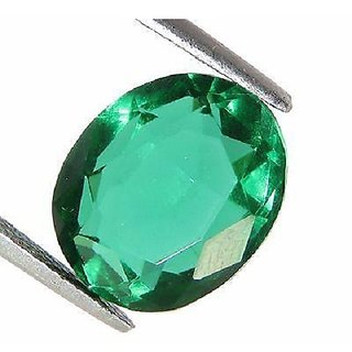 IGL Certified  Natural Emerald Gemstone 8.25 Ratti 100% Original Certified Panna Gemstone