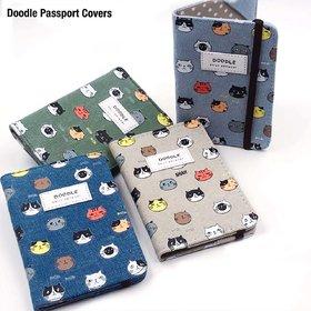 Passport cover/folder