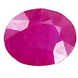 Jaipur Gemstone Natural 4.25 Carat Burma Ruby Unheated  Untreated Original Burma Ruby