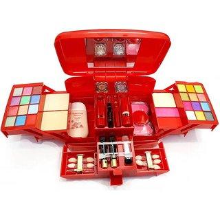 8687 Professional Eye Shadows, Blushers, Compact Makeup Palette/ Makeup Kit