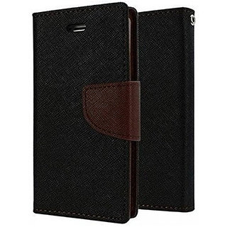 Wondrous Luxury Magnetic Lock Wallet Flip Cover For Oppo A5