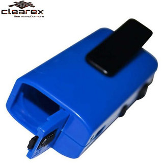 Clearex Presents X-67 Ergonomic Superior Quality Comfortable Design Powerfull Machine IN THE EAR Hearing Aid