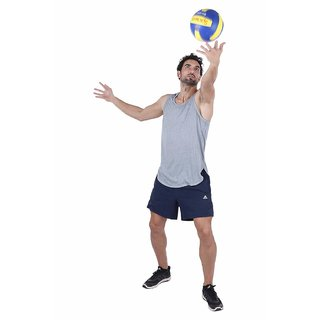 Spinway Volley Ball SW-200 for Practice with Shape Stability Dirt Resistant & Moisture Repellent