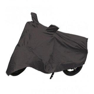 Black matty cover Compatible For BajajPulsar RS 400