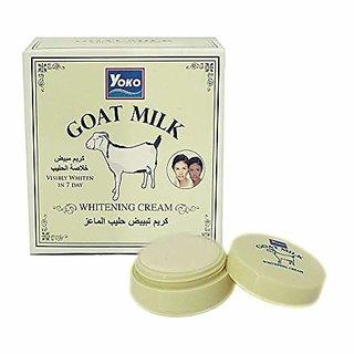 Yoko Goat Milk Whitening Cream