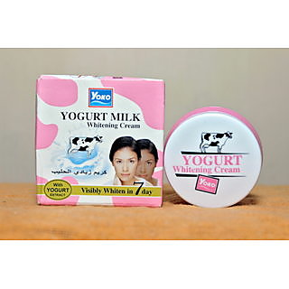 Yoko Yogurt Milk Whitening Cream