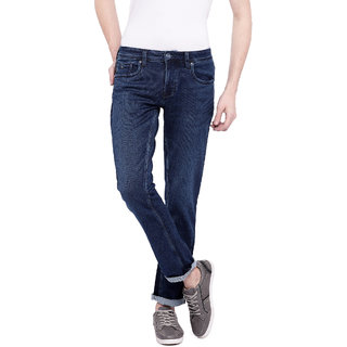 41ad41b0 Buy Lawman Pg3 Men's Blue Jeans Online @ ₹2499 from ShopClues