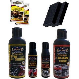Amwax Car and Bike Care Kit