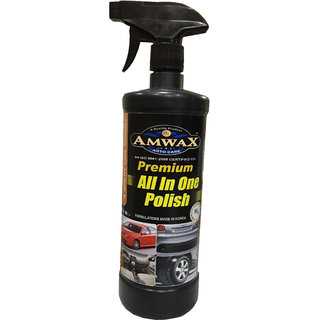 Amwax Car And Bike All In One (Gun Spray Pkg ) 1 Litres