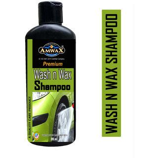 Amwax Car And Bike Wash Wax 250Ml