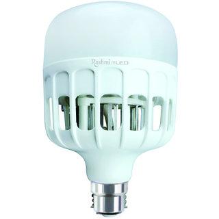 Rashmi 20 W Standard B22 Mosquito terminator 2 in 1 LED Bulb  (White)