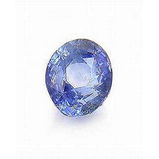 100 Original Blue Sapphire 6.25 ratti stone IGL Lab Certified  Neelam Gemstone For Girls, Boys, Men, Women By Jaipur Gemstone