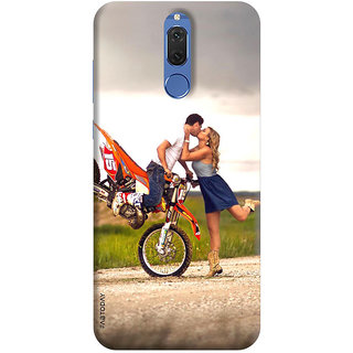 FABTODAY Back Cover for Huawei Honor 9i - Design ID - 0052