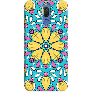FABTODAY Back Cover for Huawei Honor 9i - Design ID - 1005