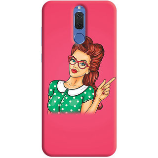 FABTODAY Back Cover for Huawei Honor 9i - Design ID - 1007