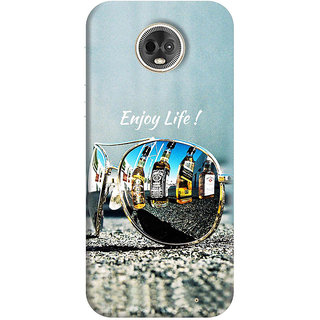 FABTODAY Back Cover for Moto G6 Plus - Design ID - 0057