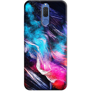 FABTODAY Back Cover for Huawei Honor 9i - Design ID - 0664