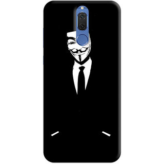 FABTODAY Back Cover for Huawei Honor 9i - Design ID - 0666