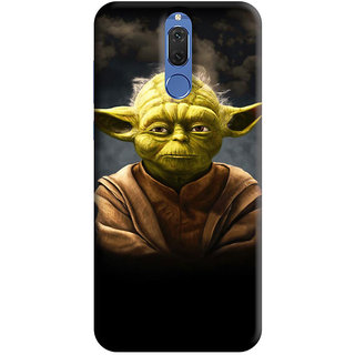 FABTODAY Back Cover for Huawei Honor 9i - Design ID - 1021