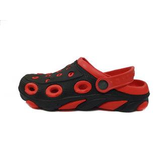 ce028b49440b Crocs Sandals and Footwear Work Clogs Red Black Clogs Anti Slip Comfortable  Men