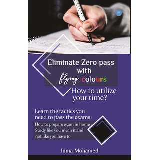 Eliminate Zero pass with flying colours