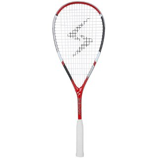 Spinway Professional Light Weight Squash Racket AK 50 with comfortable grip for Beginners with Full Cover Bag